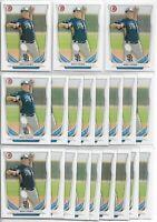 2014 Bowman Draft Max Fried (20) Card Bulk Paper Lot Padres Braves #TP-8