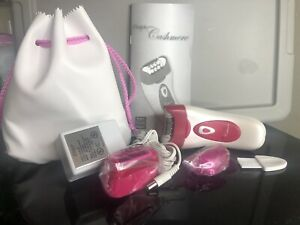 Emjoi Cashmere Epilator Pink For Women With Carrying Pouch Case Epilating Woman
