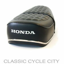 HONDA CB 750 Four k1 PANCHINA SEDILE ORIGINALE SEAT DOUBLE 77200-300-030a