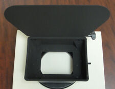 Chrosziel 440-01 4x4 DV Matte Box and Sunshade French Flag new open box mattebox