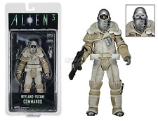Aliens Action Figure Series 8 WEYLAND YUTANI COMMANDO 18CM Alien 3 NECA RARO
