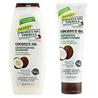 Palmers Coconut Oil Formula Conditioning Shampoo 400ml & Repairing Conditioner 2