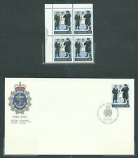 New ListingCanada # 1075 - Ul. Pb. Mnh + Fdc - Royal Canadian Navy