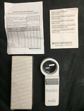 Eschenbach Illuminated Pocket Magnifier 4x Series 1510 NIB