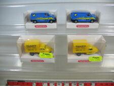 k504-0,3 #4x Wiking HO 8410124 Goli Three-Wheeler Kluwe 2950325 VW Transporter