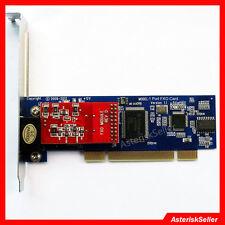Asterisk Card 1 Port FXO FXS Card For FreePBX Issabel FXO PCI x100m fxo card