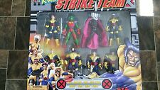 X-Men Strike Team Exclusive Super Skrull Banshee Storm Wolverine Jubilee Forge