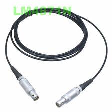 Pl259 UHF to BNC M Rg316 10' Equality Sensor Transducer Ultrasonic Flaw Detector