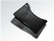 NEW Genuine Audi A5 Sportback Saloon Coupe Rubber Front Floor Mats
