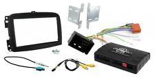 CONNECTS 2 ctkft 12 FIAT 500L 12 su Stereo Auto completo Doppio DIN Kit di montaggio