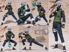 Anime Naruto Figure Jouets Hatake Kakashi Action SHF Figurine Statues 15cm
