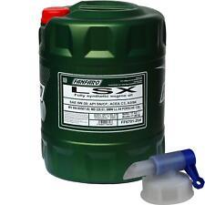 20 L FANFARO LSX 5W-30 API SN/CF Motoröl Öl vollsynthetisch Oil + Auslaufhahn