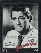 Gregory Peck 14 DVD Box Set All Region Audrey Hepburn, Gregory Peck, Eddie NEW