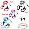 In Ear Clip On W/ Mic Over Earphone Headphone For Running Gym Jogging Hot