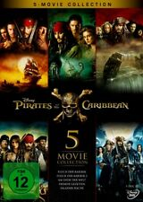 Fluch der Karibik 1.- 5. (Pirates of the Caribbean)        | Box-Set | DVD | 005