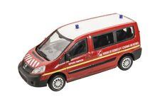 Peugeot Expert Pompier 1/43 Mondo Motors Security Voiture miniature MSV2