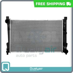 New Radiator for Mercedes-Benz C230, C280, C350, C55 AMG, C240, C320, C32 AMG QL