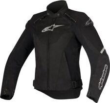Blousons imperméables gris pour motocyclette femme