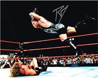 WWE ECW ROB VAN DAM RVD AUTOGRAPHED 8X10 PHOTO SIGNED AUTOGRAPH AUTO 5 STAR HHH