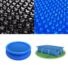 FLOATING SOLAR POOL COVER INFLATABLE SWIMMING POOLS WATER HEATING BUBBLE COVERS