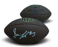 Drew Lock Autographed Denver Broncos NFL Signed Full Size Football JSA COA