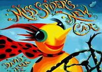 Miss Spiders New Car by David Kirk