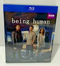 Being Human  Series One  Blu-ray Disc  2010  2 Disc Set