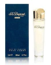 St Dupont for Women Eau De Parfum 5ml/0.17 Fl.oz Splash Perfume Pour Femme Mini