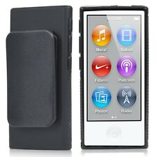 TPU Clip Gel Case for New Apple iPod Nano 7th Generation Cover Shell - By TRIXES