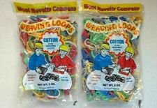10 oz. (approx. 300 pcs.) Jersey Loops for making Potholders Craft Activity Toy