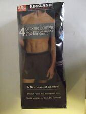 Men's KIRKLAND Signature BOXER BRIEFS---4 pack---Size EXTRA EXTRA LARGE (44-46)