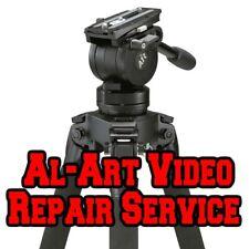 REPAIR Service for Miller AIR Fluid Head