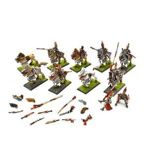 HIGH ELVES 9 Silver Helms Warhammer Fantasy