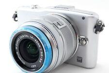 OLYMPUS PEN mini E-PM1 Digital Camera (w/ 14-42mm Lens) [Top Mint] # 650648-1416