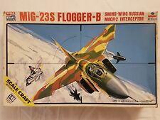 Esci SC-4022 Mikoyan-Gurevich MiG-23 Flogger-B 1:48 Neu, nicht eingetütet
