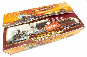 Bachmann BIG Haulers G-Scale Thunderbolt Express Electric Train Set