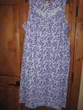 Nwt Croft & Barrow Cotton Blend Long Knit Nightgown ~ Sz.3X