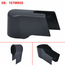 Rear Windshield Wiper Arm Nut Cover Cap Fit For 07-15 Chevrolet Cadillac GMC