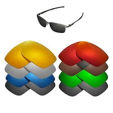Walleva Replacement Lenses for Oakley Tinfoil Sunglasses-Multiple Options