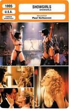 FICHE CINEMA : SHOWGIRLS - Berkley,MacLachlan,Gershon,Verhoeven 1995