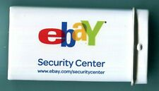 Vintage ebay on location Security Center band aid type tin for mints