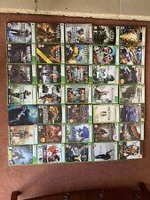 xbox 360 games bundle joblot