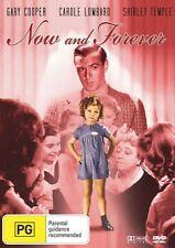 NOW AND FOREVER - SHERLEY TEMPLE -  BRAND NEW