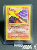 Moltres Card BLACK STAR PROMO Set #21 Legendary Fire Bird Pokemon Movie NM - M