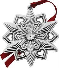 Gorham 2015 Annual Snowflake Ornament - 46th Ed. Brand New in Box