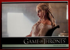 GAME OF THRONES - Season 5 - Card #22 - HARDHOME - A - Rittenhouse 2016