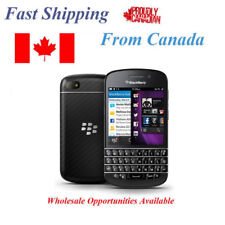 Blackberry Bold Q10 Bell Virgin Mobile