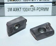 3M AXKT 130412R PDR MM IC928 ISCAR *** 10 INSERTS ***