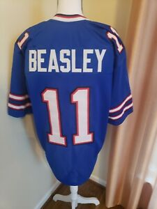 NEW Cole Beasley Custom Buffalo Bills Jersey Size Men's XL