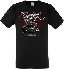 Sweatshirt weiß HD V Twin Biker Chopper/&Oldschoolmotiv Modell King of the Road